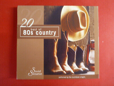 20 BEST OF 80s COUNTRY The Countdown Singers (Best Country Singers Of The 80s)