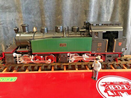 LGB 2085D Mallet Steam Locomotive * Runs Great! * Original Box * G Scale *