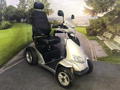 RASCAL VISION - 8 MPH CLASS 3 LARGE ALL TERRAIN ROAD SCOOTER