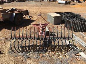 3 point linkage rake attachment Mandurah Mandurah Area Preview