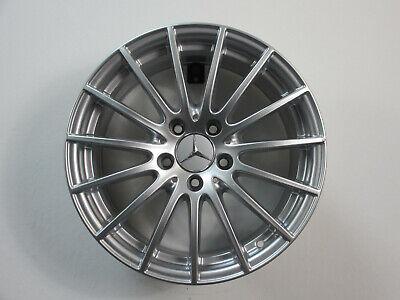 1 x Original Mercedes Alufelge 17 Zoll Mercedes S Klasse W222 A2224010002 Felge