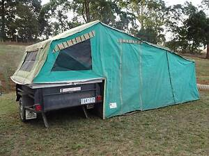 1997 Cavalier Camper On-Road Deluxe 14ft Brighton Bayside Area Preview