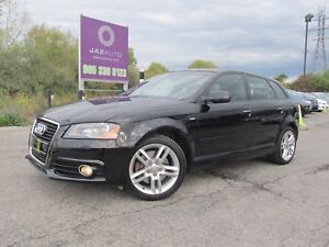 2012 Audi A3 2.0T Progressiv S-LINE WINTER TIRES INSTALLED PANO