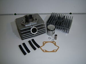 Zylinder 60-ccm Simson S51 KR51 Schwalbe SR50 S53 Duo 4 Sport Motor Tuning