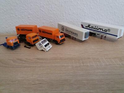 Konvolut Deutrans LIAZ Volvo DDR 1:87 online kaufen