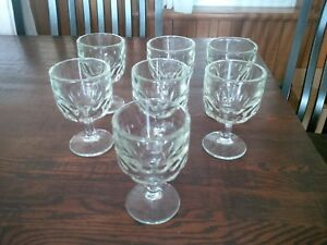 Wine or Water Goblets