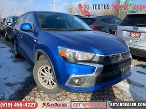 2017 Mitsubishi RVR SE | 1OWNER | 4X4 | CAM | HEATED SEATS