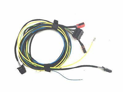 Cable Loom Heated Seats Seats Retrofitting Sh Front Vw Polo 6R Seat Ibiza 6J
