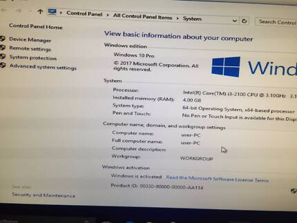 Cheap Computer I3-comes with 3 month warranty-Negotiable