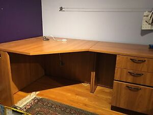 L shaped Desk!