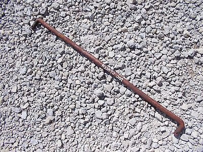 Allis Chalmers Styled Wc Tractor Ac Clutch Linkage Rod