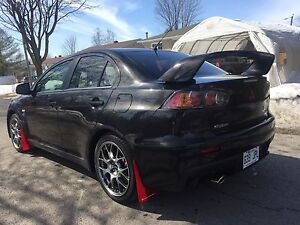 Mitsubishi Evolution MR