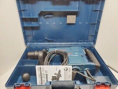 Bosch Demolition Hammer Sds Max 14 Amp 800-1890 Bpm Gpm 11316evs 0611316810