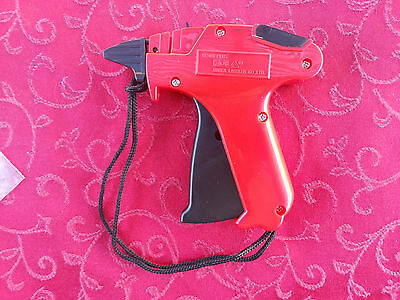 Clothing Price Tagging Tag Tagger Label Gun 2k Barbs Made In Korea