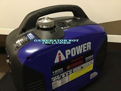 A-ipower Sc2000 Yamaha Powered Gas Inverter Generator Extended Run Fuel Cap