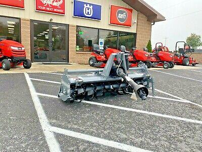 New Titan Implement Um-72 73 3 Point Tiller Attachment Fits Compact Tractor