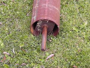 "Heavy wall round pipe, 6"" pipe,  round tubing London Ontario image 8"