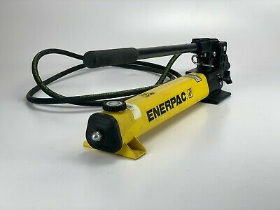 Enerpac P392 Hydraulic Hand Pump 700 Bar10000 Psi With Hydraulic Hose Usa Made