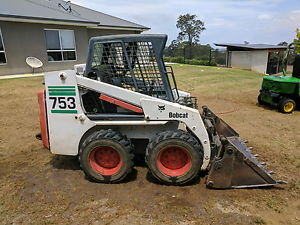 753 Bobcat for Sale Razorback Wollondilly Area Preview