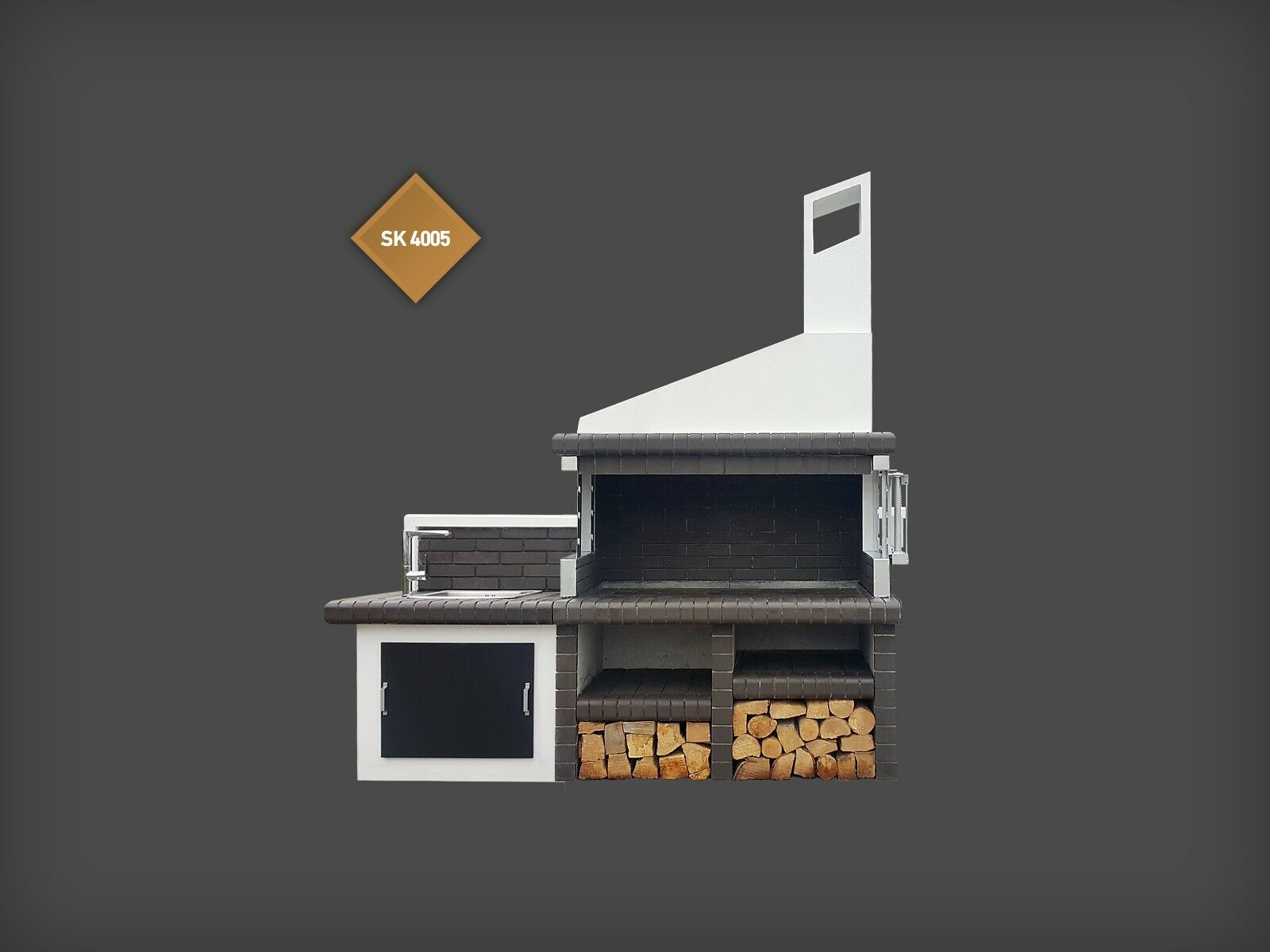 SK-4005 LUXUSGRILL URANOPOULIS SMALL