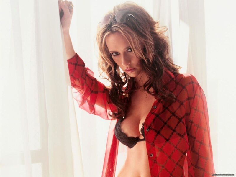 Jennifer Love Hewitt Transparency  8x10 Photo Print