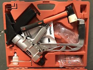 TOOLS paslode floor stapler, nail gun, saw drill, jigsaw, die grinder McGraths Hill Hawkesbury Area Preview