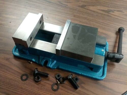 "6"" ANG-DOWN-LOCK  MILLING MACHINE VISE without swivel base 850-006 free ship USA"