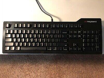 das keyboard mac Model S Professional DASK3PROMS1MACCLI for sale  Shipping to India