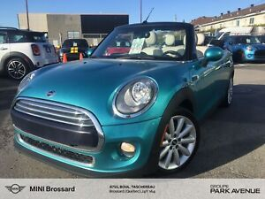 2016 Mini Cooper Convertible Cuir | Style pack | 71.48$/sem