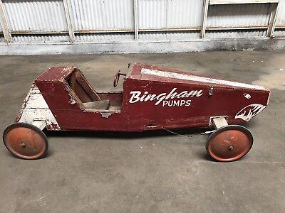 Vintage Soap Box Derby Hot Rod Rat Racer  for sale  Santa Ana