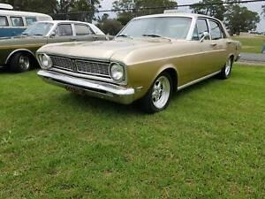 1969 Ford Falcon Registered - USA Futura, XR, XT, XW, XY, GT