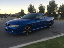 2006 Holden Commodore VZ Thunder Ute Wangara Wanneroo Area Preview