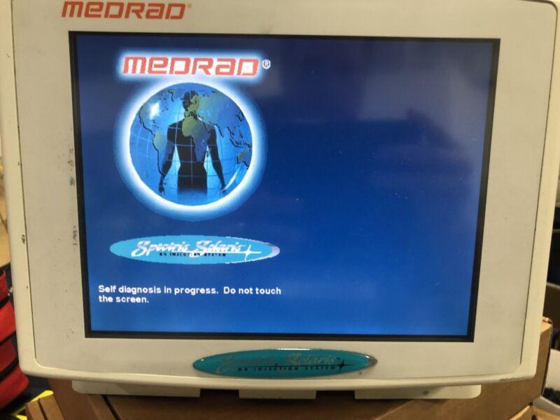 Medrad Spectris Solaris EP MRI Injector System Monitor
