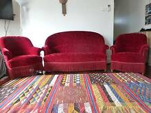 Antique sofa and matching chairs Mortdale Hurstville Area Preview
