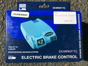 Hayman Reese Electric Brake Controller (Up to 3 Axles) Fyshwick South Canberra Preview