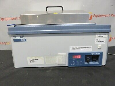 Fisher Scientific 228 Isotemp 228 Waterbath Heated Lab Laboratory
