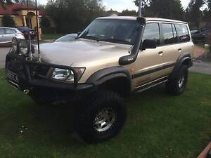 1999 Nissan Patrol Wagon Rowville Knox Area Preview