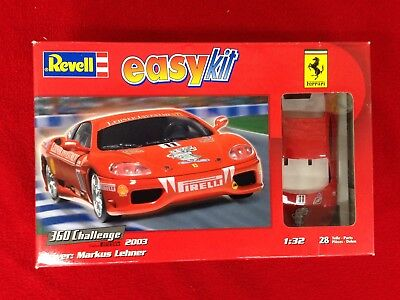 Revell easy kit ferrari 1/32 model kit vintage