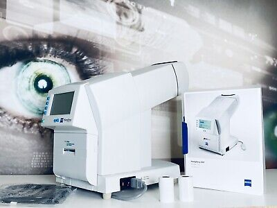 Zeiss Humphrey Fdt 710 Visual Field Analyzer In Excellent Condition With New Rpb