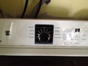 LIKE NEW washer and steam dryer