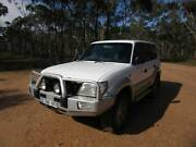 2002 Toyota Landcruiser Prado Gxl (4x4) 4d Wagon Bendigo Bendigo City Preview