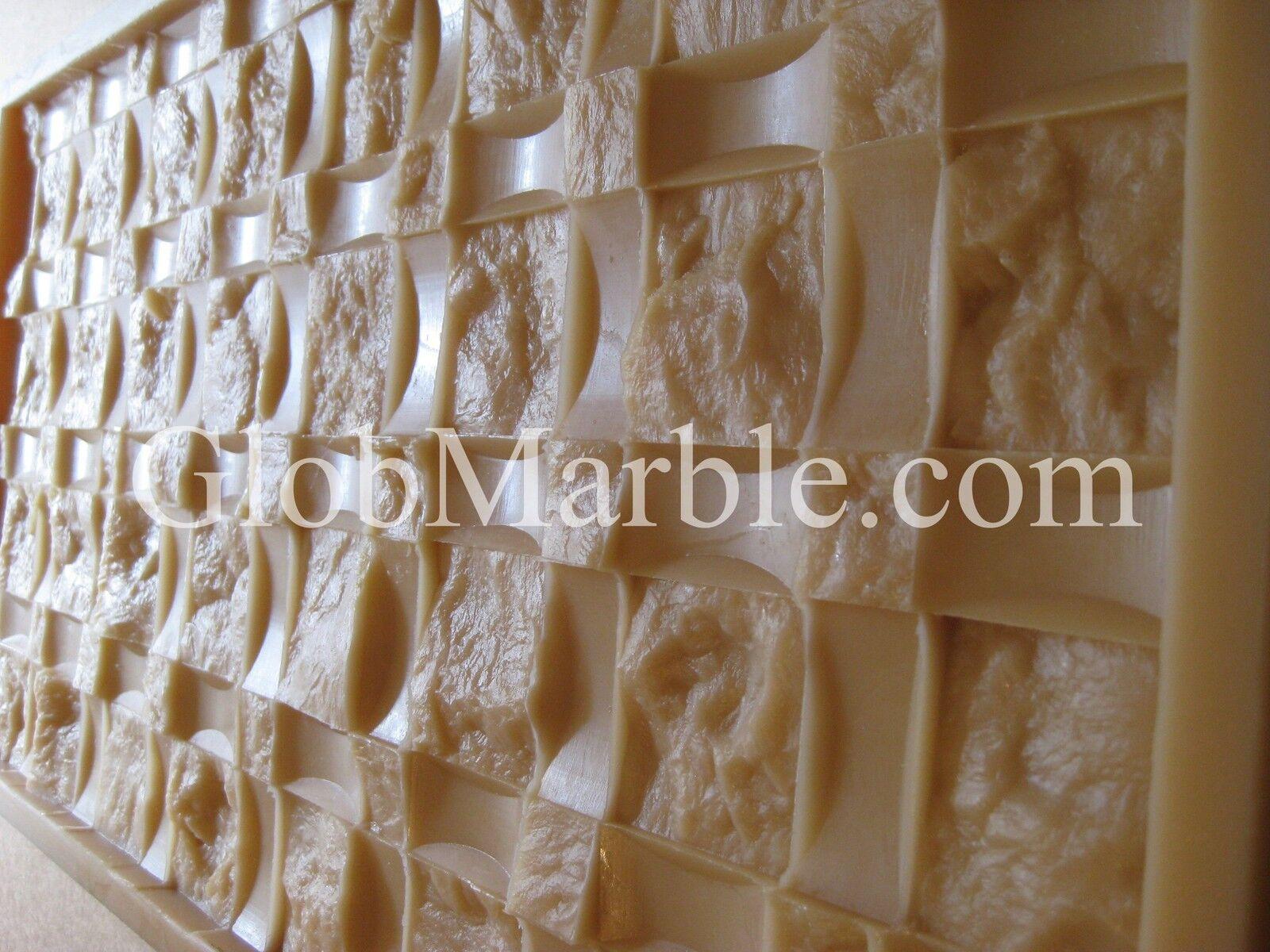 GlobMarble Stone Molds