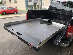 Slide bed pour boîte de 5,5pied