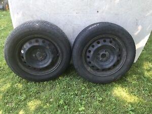 Tire 185/65/R15 Été