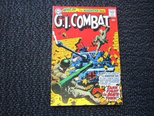 G.I. Combat #113 - 1965 VG/Fine, Kubert & Colan