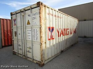 20' STORAGE CONTAINERS SHIPPING CONTAINERS SEA CAN