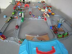 Thomas The Tank engine train set and collectables Warriewood Pittwater Area Preview