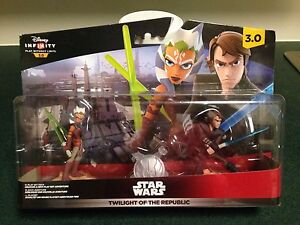 Disney infinity 3.0 twilight of the republic Robina Gold Coast South Preview