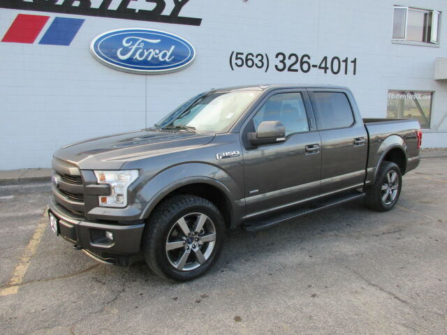 Image 1 of Ford: F-150 Lariat Gray…