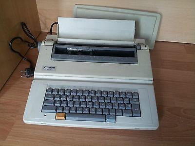Maquina de escribir eléctrica CANON ES3 Vintage